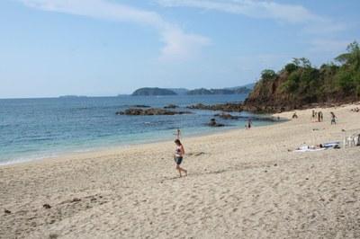 Playa Conchal White Sand Beach Guanacaste Costa Rica North View.jpg