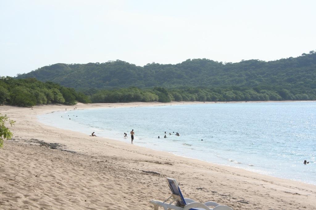 Playa Conchal White Sand Beach Guanacaste Costa Rica South View.jpg