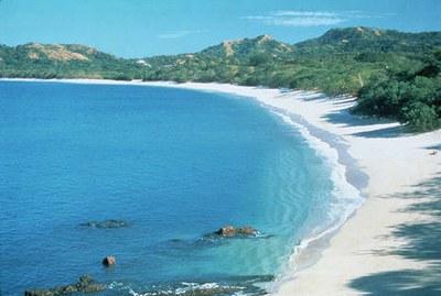 Playa Conchal White Sand Beach Guanacaste Costa Rica.jpg