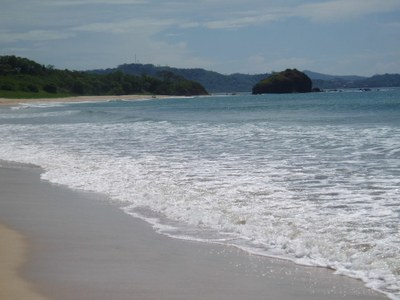 Playa Ventana Guanacaste Costa Rica White Sand Beach.jpg